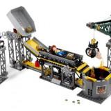 LEGO Technic - Evadare din centrul de reciclare (7596)