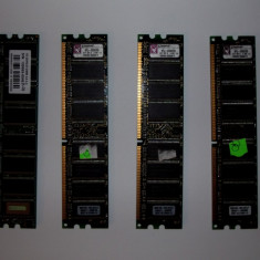 Placute RAM DDR1 1GB 333 - Memorie RAM Kingston