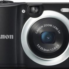 Aparat Foto Digital Canon PowerShot A1400 Black - Aparat Foto Canon PowerShot A2300