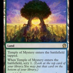 Colectii - MTG Temple of Mystery FOIL