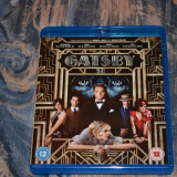 Film Colectie warner bros. pictures, BLU RAY 3D, Engleza - Film - The Great Gatsby 3D [1 Disc 3D + 1 Disc 2D), 2 discuri, import