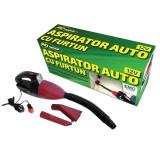 Aspirator cu Spalare - Aspirator auto cu furtun si lampa iluminare, 12V, 35 W