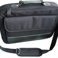 Geanta laptop - GEMBIRD, Geanta de umar, Peste 18, Negru