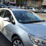 BARE TRANSVERSALE PORTBAGAJ ALUMINIU / Opel Zafira / Opel Astra Caravan - Bare Auto transversale