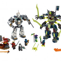 LEGO® LEGO® Ninjago Titan Mech Battle70737