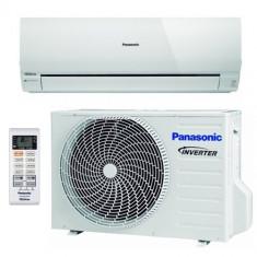 Aer Conditionat Split - Panasonic Aparat de aer conditionat Panasonic CS/CU-RE9RKE, 9000 BTU/h, Clasa energetica A++, Inverter, Alb