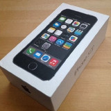 iPhone 5S 32GB Gri, Sigilat, nou, nefolosit