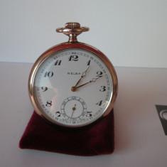 Ceas de Buzunar Argint WELBA