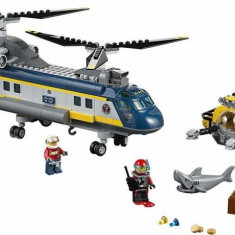 LEGO® LEGO® City Deep Sea Helicopter 60093