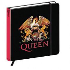 Notebook Queen - Crest