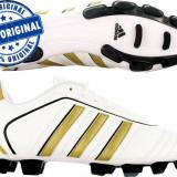 Ghete fotbal Adidas Torra 3 - adidasi originali - ghete barbat - adidasi fotbal, Barbati, Iarba