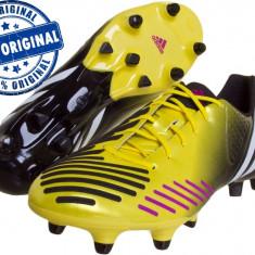 Ghete fotbal Adidas Predator - adidasi originali - ghete profesionale, Barbati, Iarba