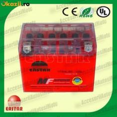 Acumulatori Moto - BATERIE Scuter 4AH 12V 4 Amperi Acumulator 4 Ah cu GEL fara intretinere