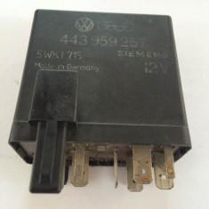 Releu geamuri electrice 285 Audi Volkswagen Skoda 443959257 - Relee