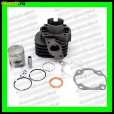 Set cilindri Moto - Kit Cilindru Piston Segmenti scuter APRILIA Rally SR 50 49cc 50cc racire aer