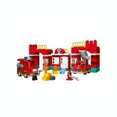 Remiza de pompieri LEGO DUPLO