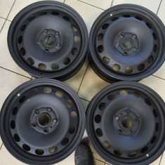 SET JANTE TABLA VW ! 5X112 R16 ! ORIGINALE !! PASSAT B6, B7, GOLF 5, 6, 7, JETTA!! - Janta tabla, 6, 5, Numar prezoane: 5