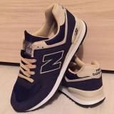 Adidasi New Balance Bleumarin