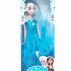 Papusa Disney Frozen Elsa, 2-4 ani, Textil, Fata