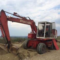 Utilitare auto - Excavator Poclaine