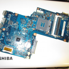 Placa de baza laptop - Vand Placa de baza de laptop Toshiba Satellite C55-A - Functionala P407