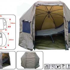Mobilier camping - CORT BARACUDA TIP UMBRELA - T2