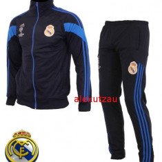 Trening barbati, Poliester - TRENING ADIDAS REAL MADRID MODEL 2016