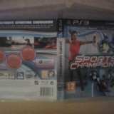 Sports Champions (PS Move) - PS 3   ( GameLand  )