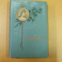 Carte veche - Carmen Sylva Regina Elisabeta Furtuni Sturme Bonn 1903
