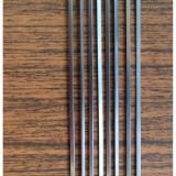 Piese Biciclete - Spite argintii aero: MAVIC AKSIUM RACE roata spate pt. cursiere. Lungime = 298mm