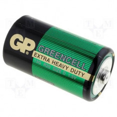 GREENCELL BATTERY 1.5V R20 (D) GP
