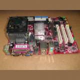 Placa de baza MSI KM4M-V (MS-7061) + Procesor AMD Sempron 2400+ socket A 462