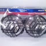 Set proiectoare halogen 4x4 H3 12V / 24V - STOC