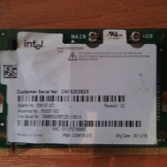 Intel Internal Wireless LAN Card 2200BG WM3B2200BG For Dell Inspiron