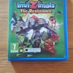 JOC PS VITA INVIZIMALS THE RESISTANCE ORIGINAL / by DARK WADDER - Jocuri PS Vita, Actiune, 3+, Single player