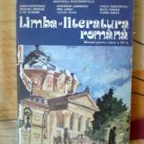 Beletristica - W1 LIMBA SI LITERATURA ROMANA Manual pentru clasa a XI-a - Maria Pavnotescu