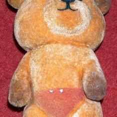 Ursuleţ din buret (14 x 7cm) - Jucarie baie