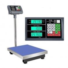Cantar electronic platforma 500 kg Piata sau Engross Angro - Cantar de Bucatarie