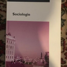 Carte Sociologie - Sociologie / Constantin Schifirnet