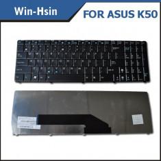 Tastatura laptop Asus K50 K50IN K50N F52 K60 K61 K70 P50 X70 K50AD K51AC K60IJ