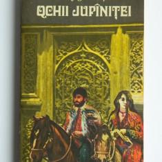 OCHII JUPANITEI, de Rodica Ojog - Brasoveanu, Ed. Militara 1980, 365 pag. - Roman istoric