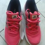 Vand Adidas Duramo 6w Run Strong ADIPRENE+ Roz Noi cu Eticheta Pret 135 Lei - Adidasi barbati, Marime: 41 1/3