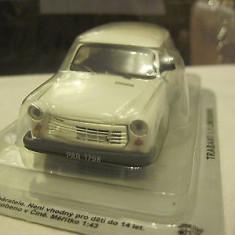 Macheta Trabant 1.1 Limousine - Masini de Legenda Polonia 1:43 - Macheta auto, 1:43