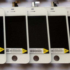 DISPLAY IPHONE 4 doar ALBE !!! - NOI - TOUCHSCREEN LCD - Display LCD Apple, iPhone 4/4S