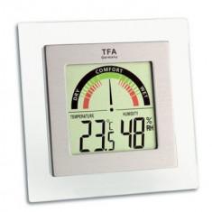 Higrometru cu termometru digital Glam