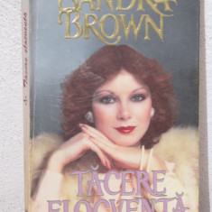 Roman dragoste - TACERE ELOCVENTA-SANDRA BROWN