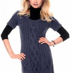 Rochie tricotate, Scurta, Scurta, Acril - Rochita scurta tricotata