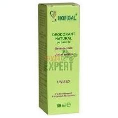 Antiperspirant - DEODORANT NATURAL 50ML