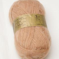 Ata - Fire tricotat tip mohair, culoare somon