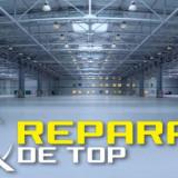 Curatenie hale-Sc Reparatii de Top Srl